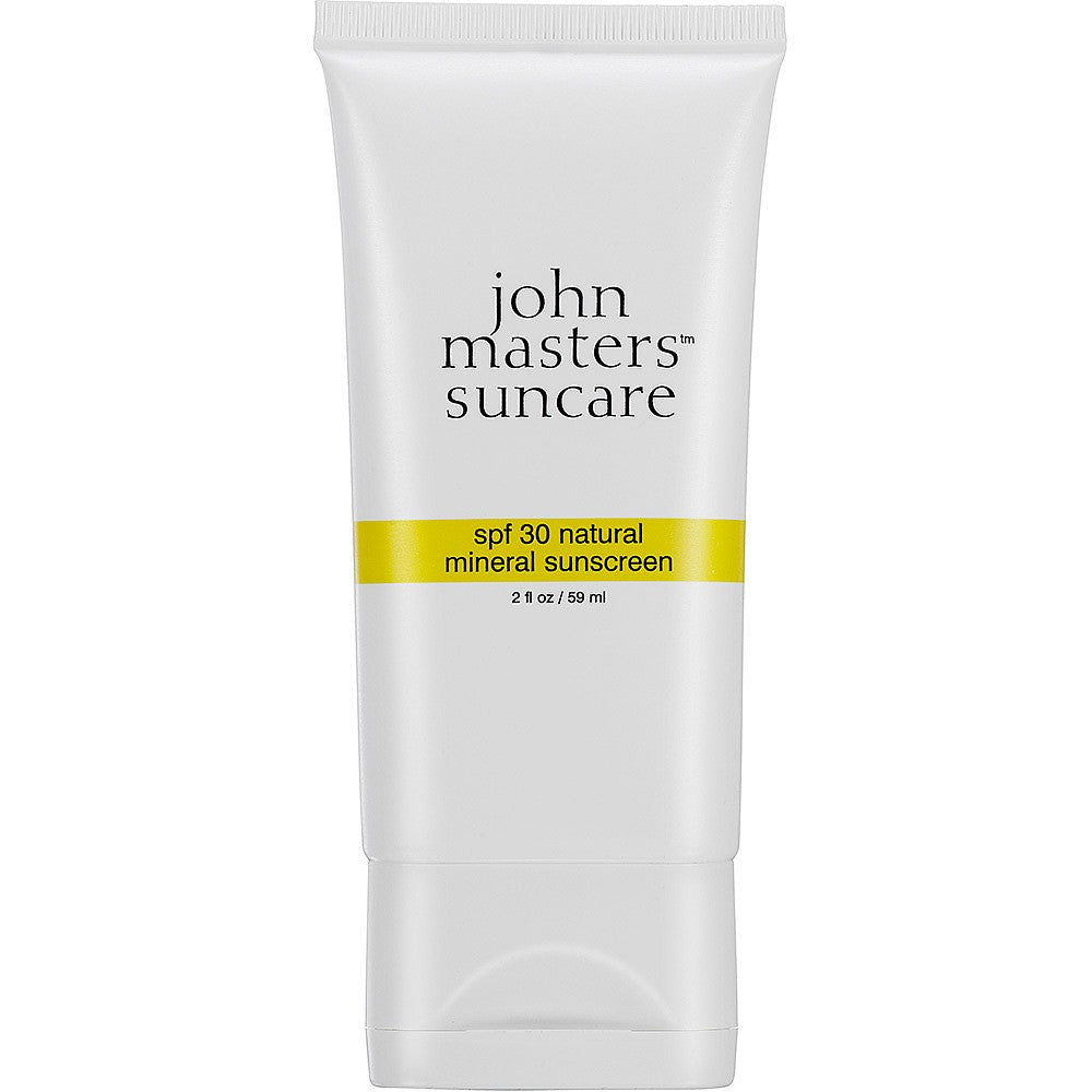 John Masters Natural Mineral Sunscreen