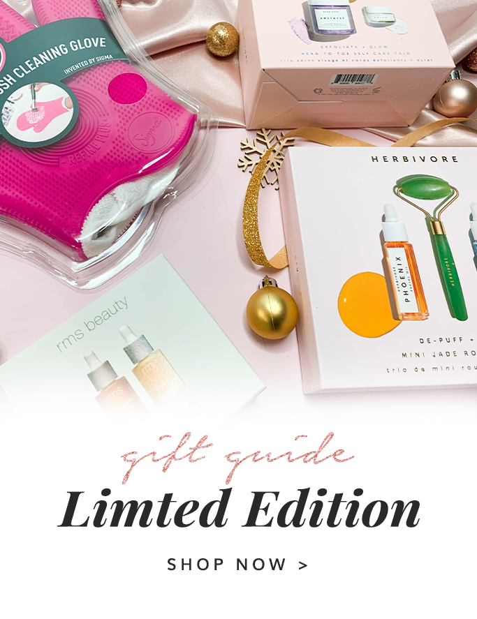 Limited Edition Clean Beauty Gifts