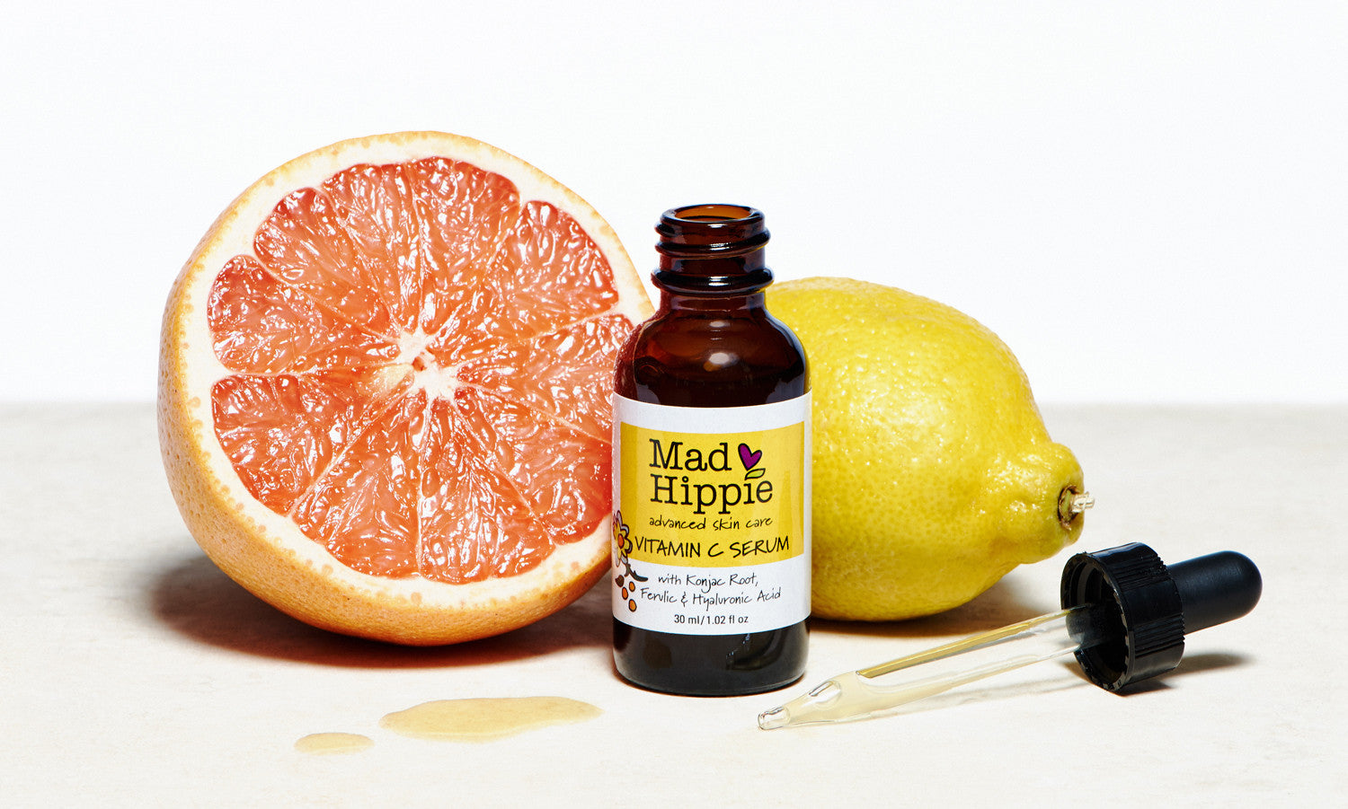 Mad Hippie Vitamin C Serum Packed Vitamins