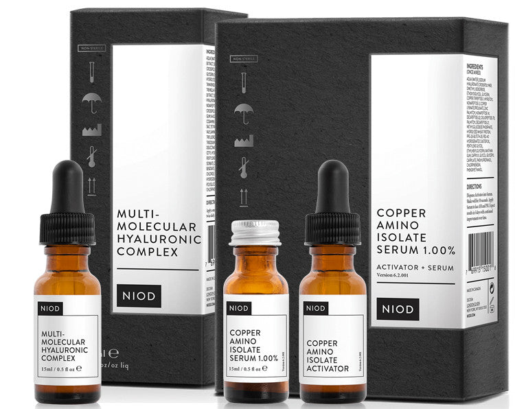 NIOD Copper amino and hyaluronic complex