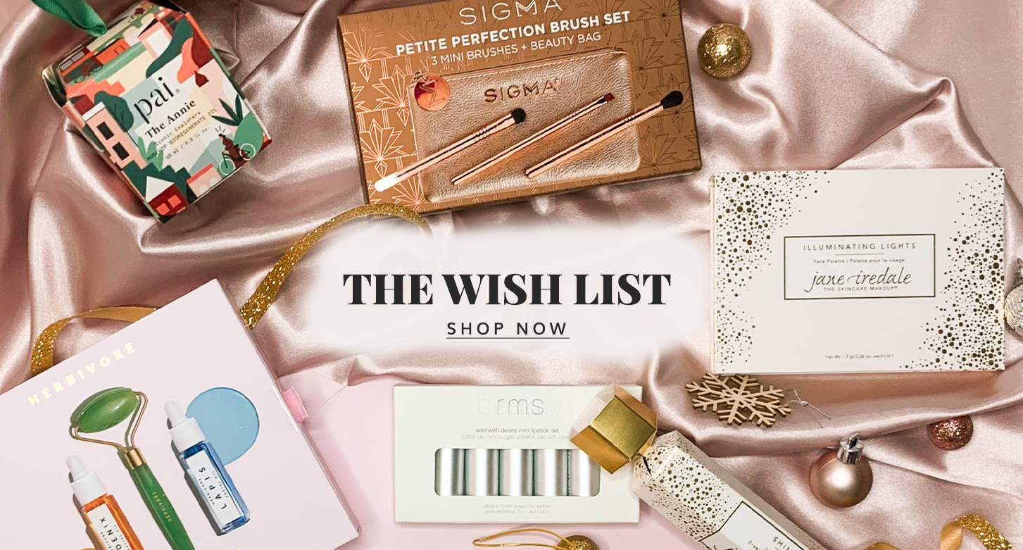 The Socialite Beauty Holiday Clean Beauty Gift Guide