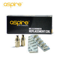 Aspire BVC Coils Pack of 5