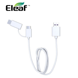 Eleaf QC 3.0 USB Charging Cable White