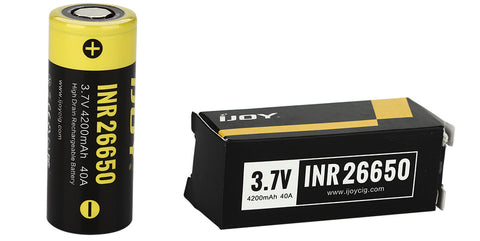 Ijoy INR 26650 4200mAh Battery