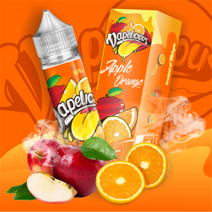 Vapelicious Apple Orange