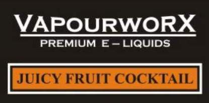 JUICY FRUIT COCKTAIL