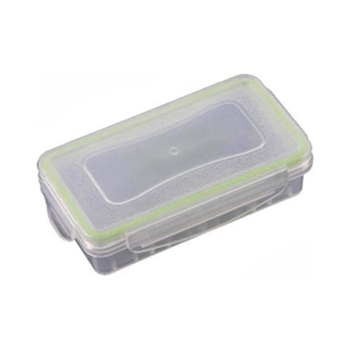 Dual 18650 Waterproof Battery Case
