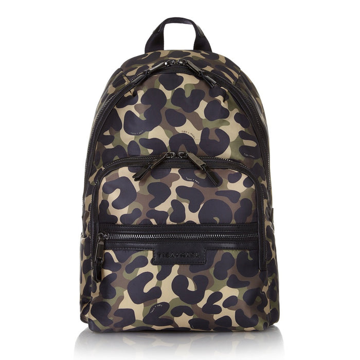 Elwood Backpack Camo NAPPY/DIAPER BAG