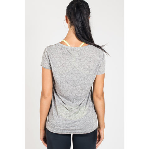 T-shirt - Goldie Grey Melange