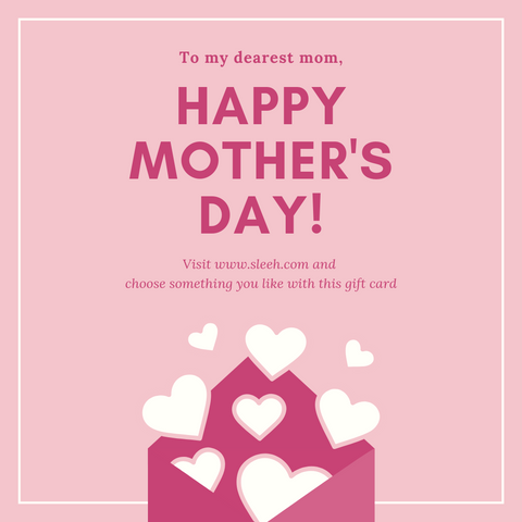 Gift Card - Happy Mother's Day