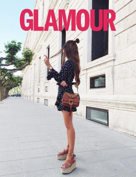 GLAMOUR GERMANY JULY 2017