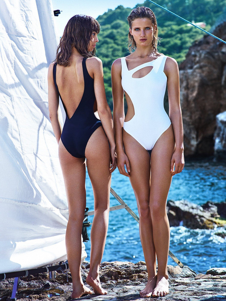 ANDROMEDAE SWIMSUIT | Black