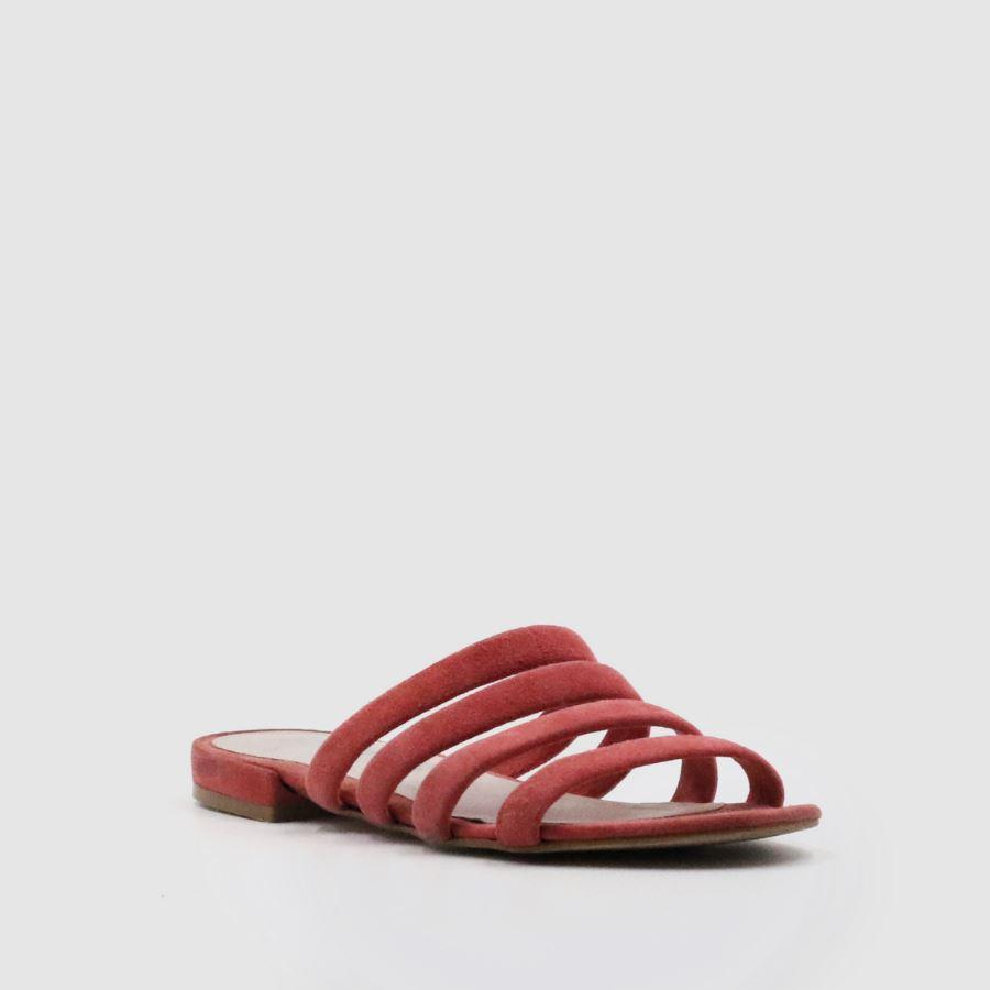 Cecile Flat - Dust Pink