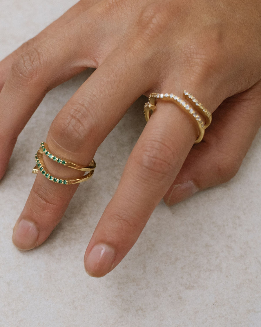 Constellation Ring Circonita
