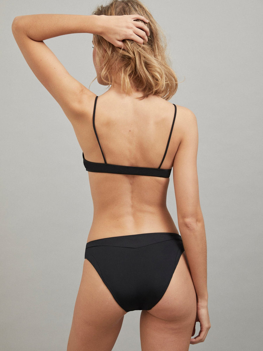 ERATO BOTTOM BATHING SUIT | Black