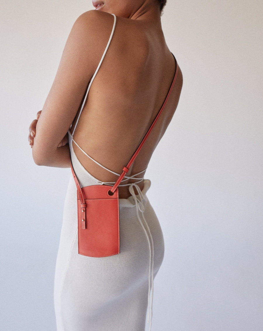 Phone Pouch Pomelo Orange