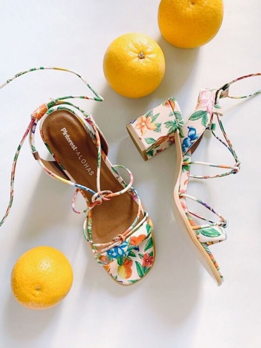 Pinterest x ALOHAS | Sophie Oranges by NATALIA ESCANO
