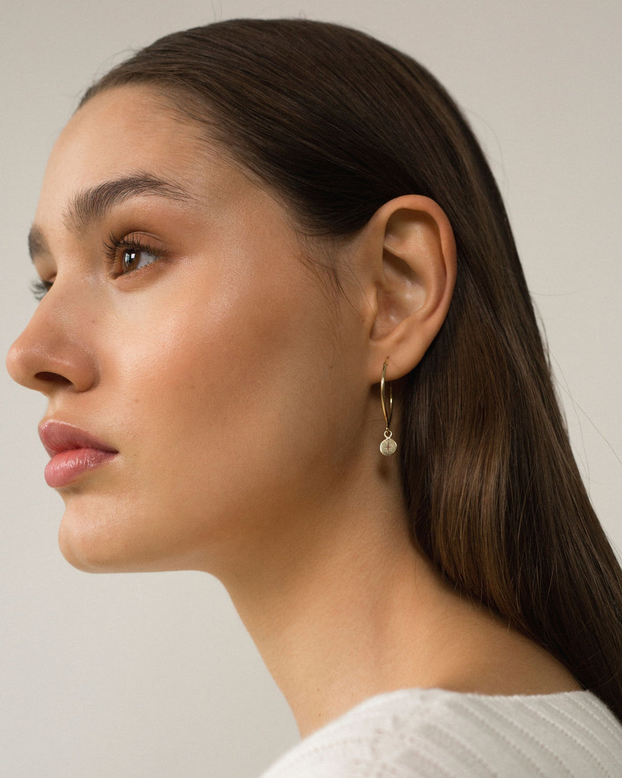 Polar Star Earrings