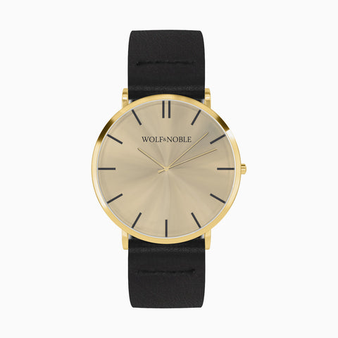 New Richmond All Gold, Black Strap