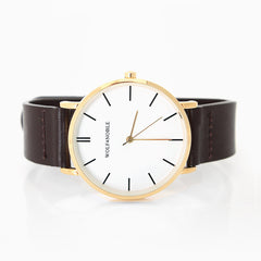New Richmond Gold, Brown Strap