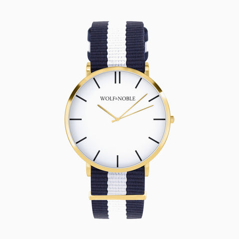 Richmond Gold, Nato Strap Un