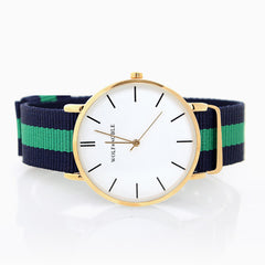 Richmond Gold, Nato Strap Quatre