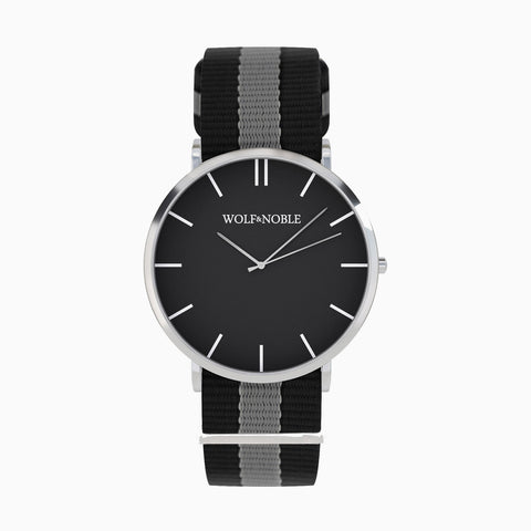 Richmond Black, Nato Strap Six