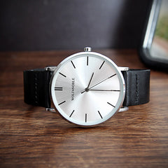 New Richmond Silver, Black Strap