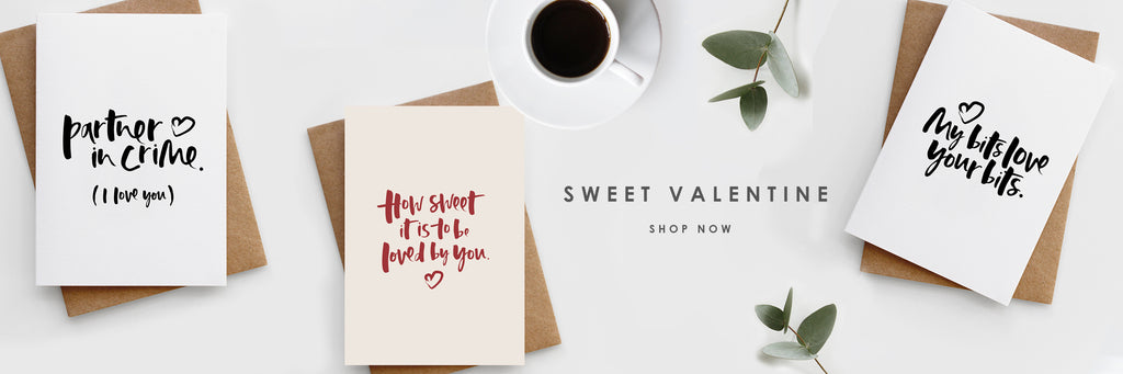 valentine's day cards for wife girlfriend