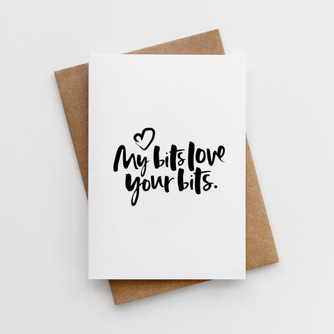 Valentine's Day Card for husband