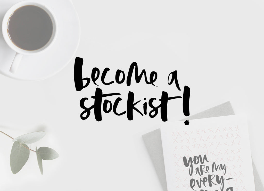 Become a Too Wordy Stockist!