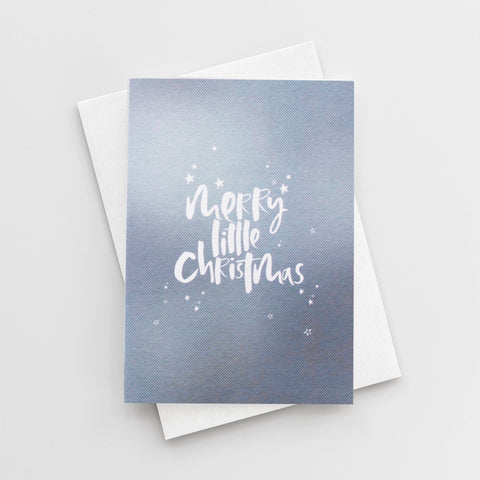 'Merry Little Christmas' Christmas Card