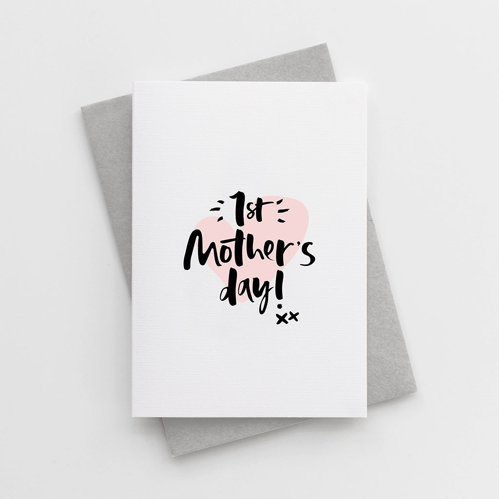 'First Mother's Day' Mother's Day Card