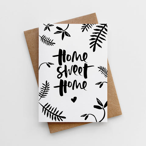 'Home Sweet Home' Card