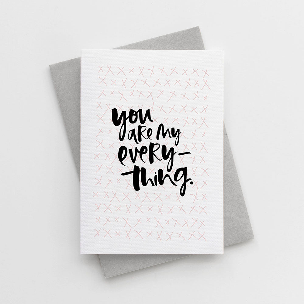'You Are My Everything' Card