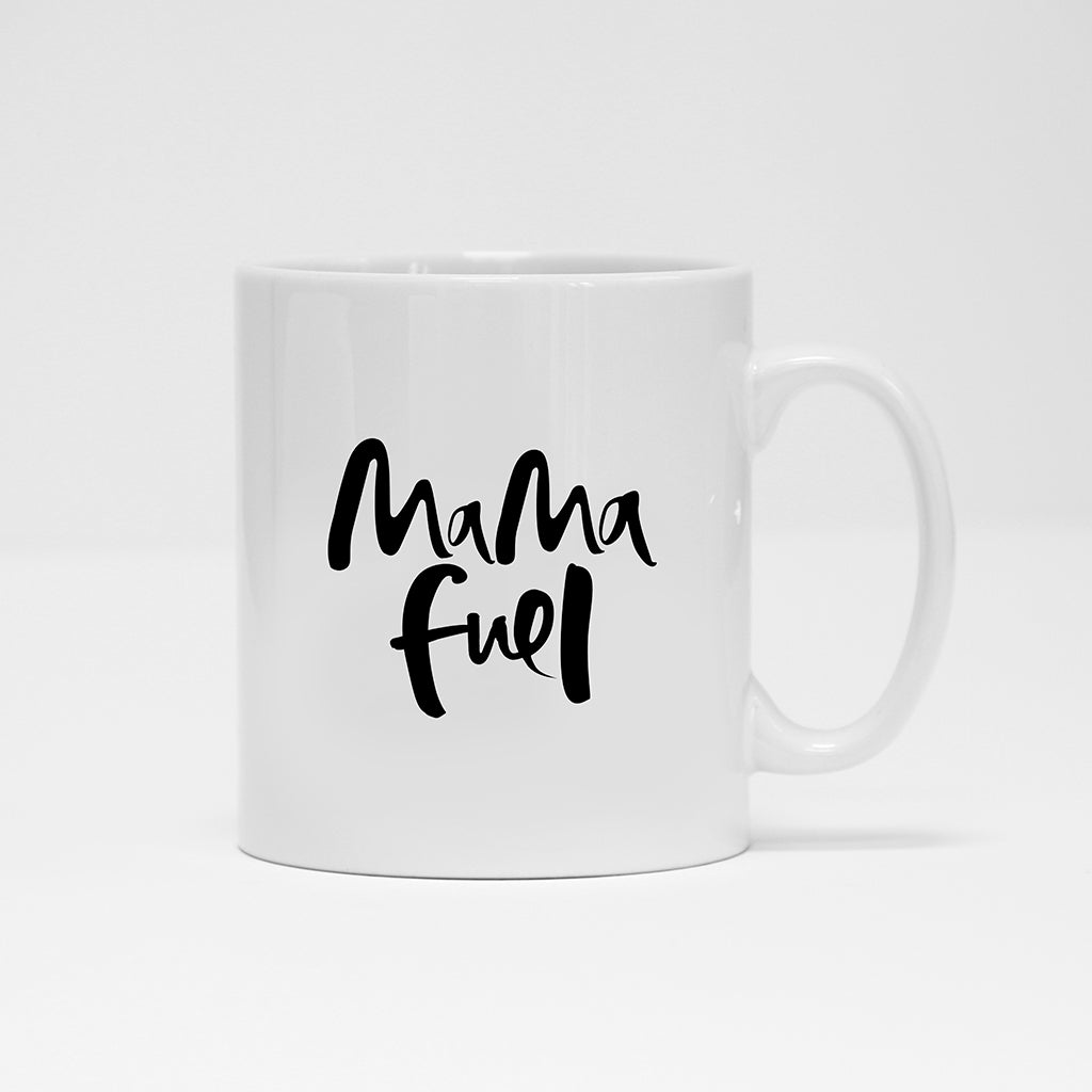 'Mama Fuel' New Mum Mug