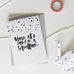 You Are One in a Squillion Hand Lettered Greeting Card