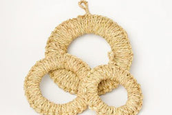[Online]《NEW IN!》Straw Pot Trivets