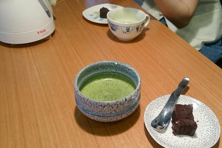 [Online] Matcha Time at Home