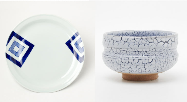 Difference of porcelain and pottery