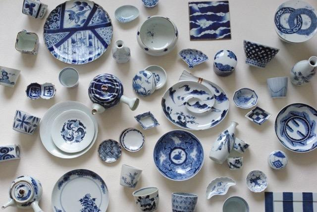 [Online] Sometsuke – Blue and White products