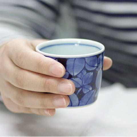 soba choko sake cup - jpap.club | Japanese porcelain and pottery club