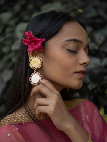 Mariam Statement Earrings