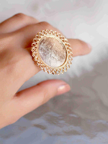Mariam Statement Ring