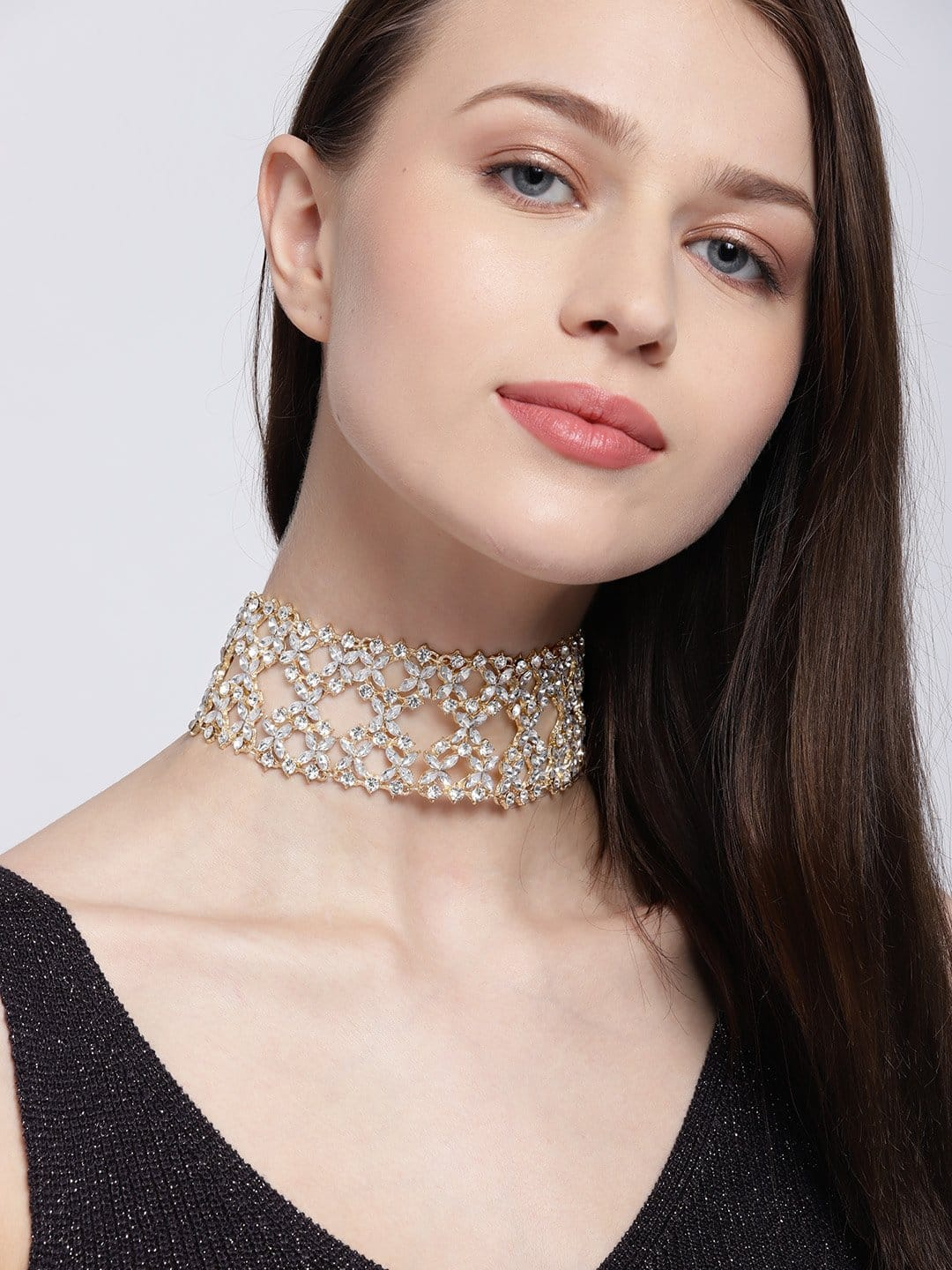 Bellofox Abida Choker Necklaces