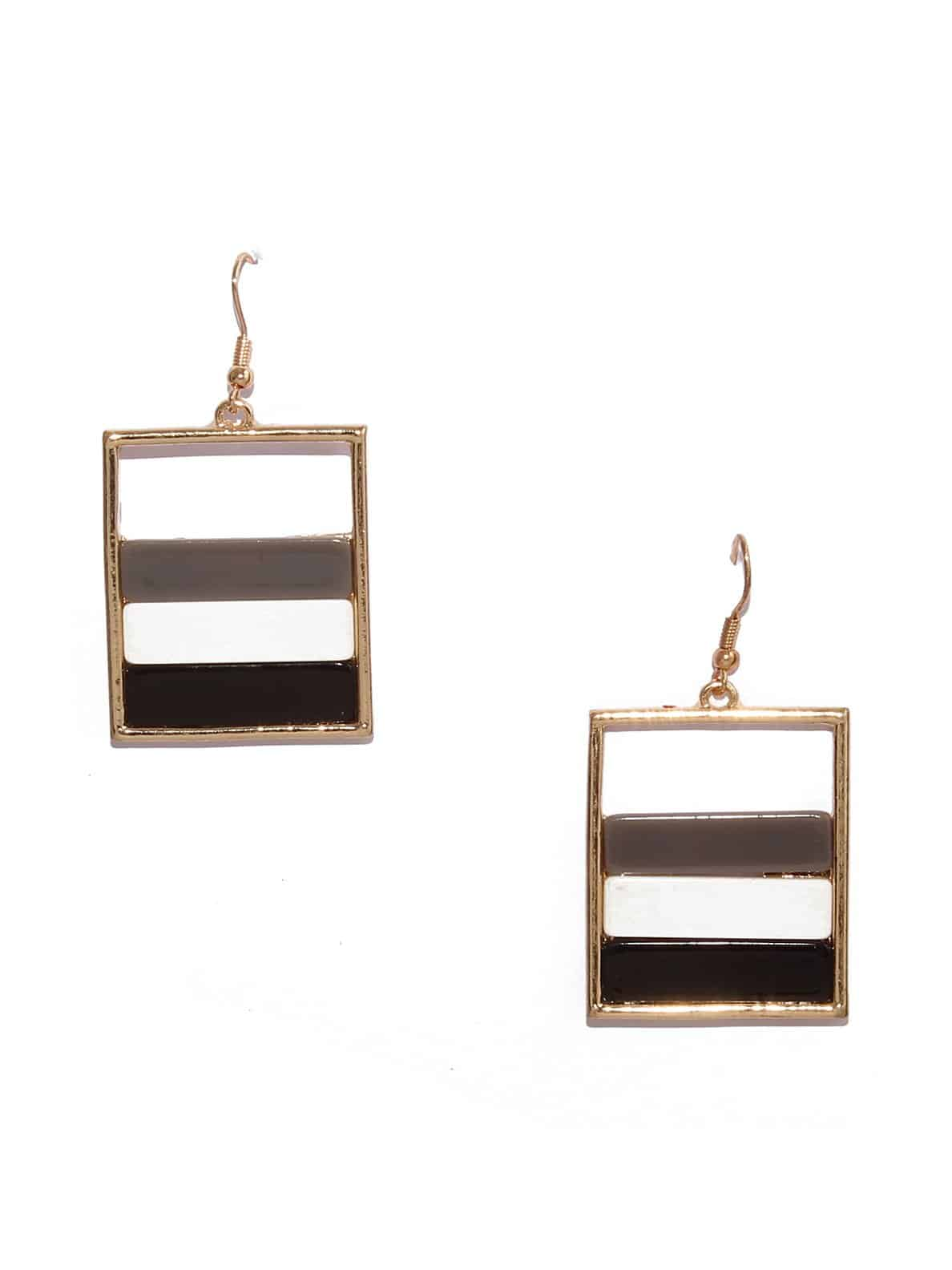 Bellofox Abstract Earrings