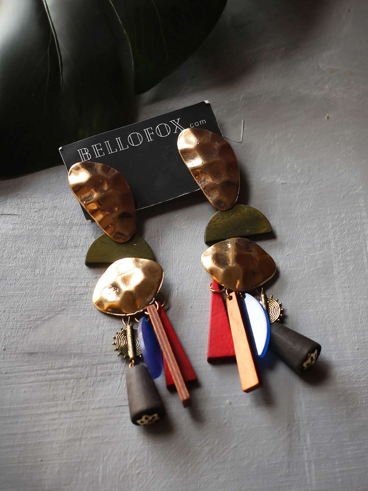 Bellofox Hippie Life Earrings