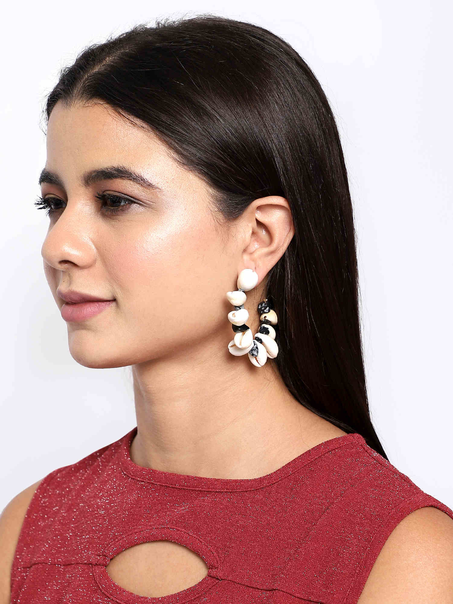Bellofox Half Shells Earrings Earrings