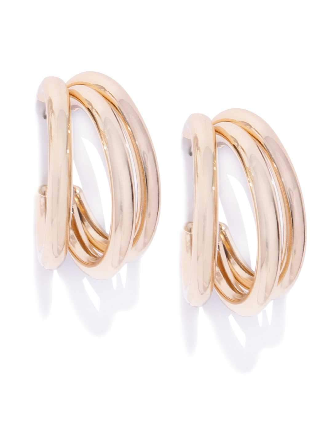 Bellofox Baby Chunk Hoops Earrings BE3182