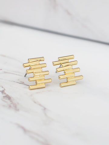 Bellofox Bars Earrings BE3484